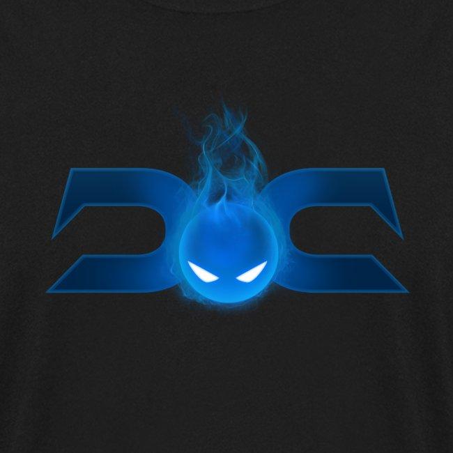 MENS LONG SLEEVE: DotaCinema logo 2