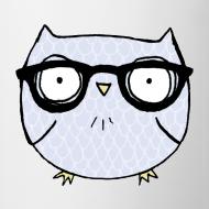 Design ~ Nerd Owl Mug