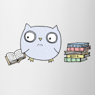 Design ~ Book Owl Mug