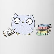 Design ~ Book Owl Mug
