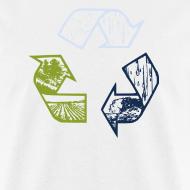 Design ~ Earth Tone Recycling Tee