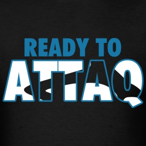 Shaq Attaq Sneakers Graphic T-Shirts - Men's T-Shirt