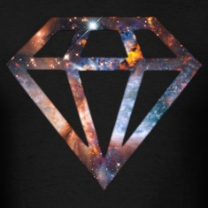 Cosmic Diamond T-Shirts