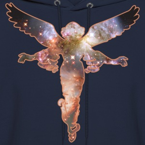 Cosmic Angel Hoodies - Men's Hoodie
