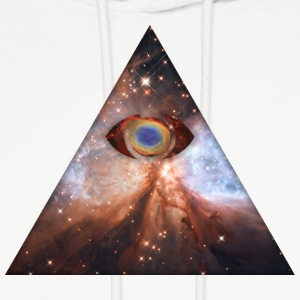 Cosmic All Seeing Eye Hoodies - Men's Hoodie