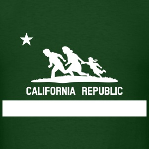 KCCO - Caution California Republic T-Shirts - Men's T-Shirt