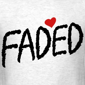 Faded XO T-Shirts - Men's T-Shirt