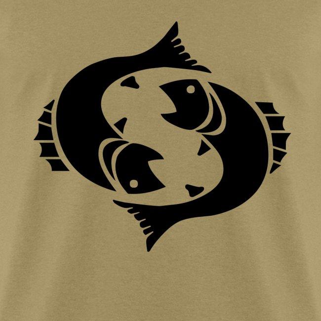 Pisces Type Of Fish Symbol Labzada Wallpaper