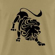 Design ~ Leo Zodiac Sign T-shirt - Leo Symbol Lion