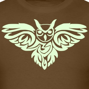 owl 6_ T-Shirts - Men's T-Shirt