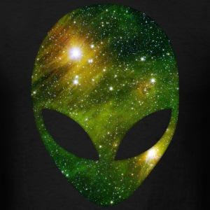 Cosmic Alien T-Shirts - Men's T-Shirt