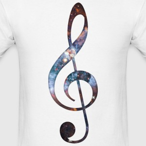 Cosmic Music T-Shirts - Men's T-Shirt