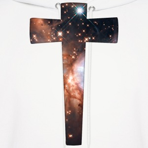 Cosmic Cross Hoodies - Men's Hoodie
