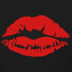 Kiss Lips Women's T-Shirts - Women's T-Shirt