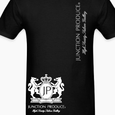 Junction Produce Logo VIP CAR High Society Saloon T-Shirts