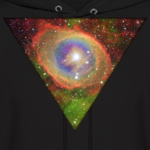 Cosmic Triangle Hoodies - Men's Hoodie