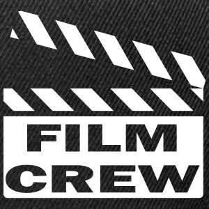 Film Crew Caps - Snap-back Baseball Cap