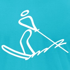 Extreme Waterskiing T-Shirts