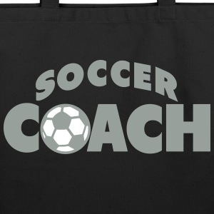 soccer coach Bags  - Eco-Friendly Cotton Tote