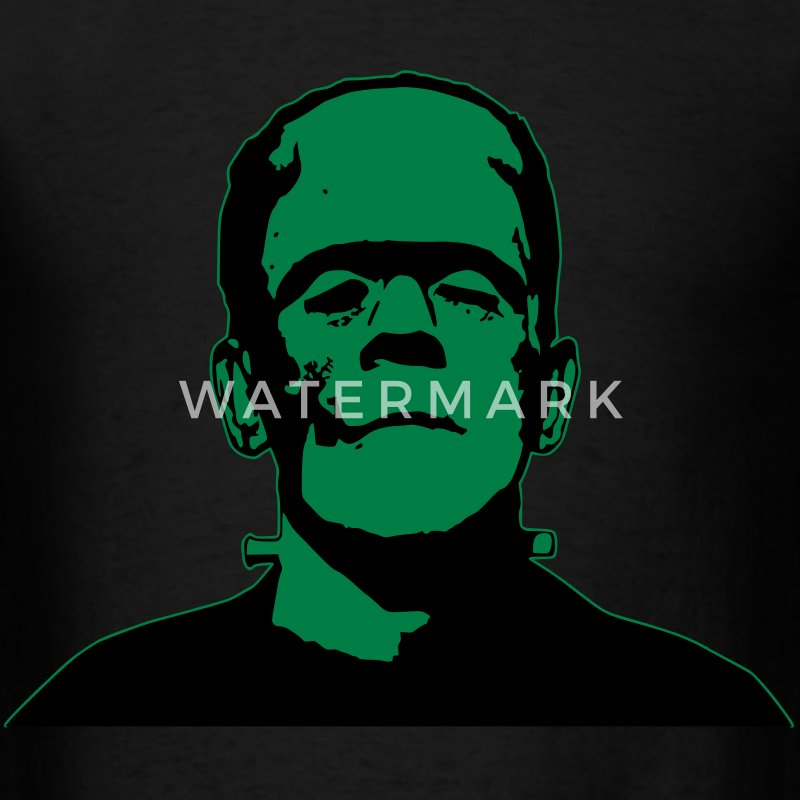 Frankenstein T-Shirts - Men's T-Shirt