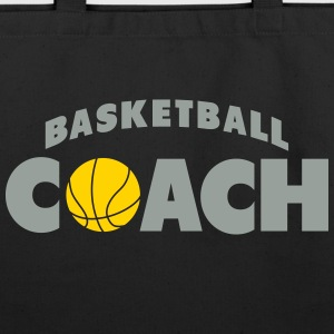 basketball coach Bags  - Eco-Friendly Cotton Tote