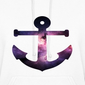 Galaxy Anchor Hoodies - Women's Hoodie