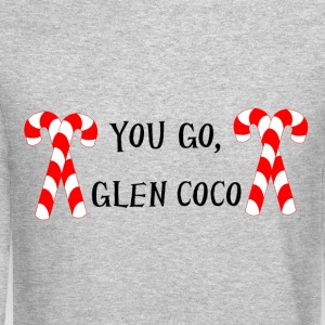 You Go Glen Coco Long Sleeve Shirts - Crewneck Sweatshirt