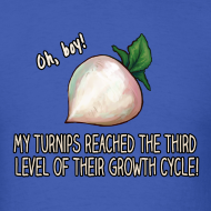 Design ~ PBG Turnip T-Shirt!