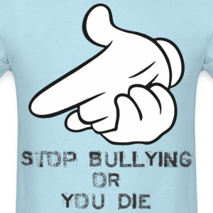 stop_bullying T-Shirts - Men's T-Shirt