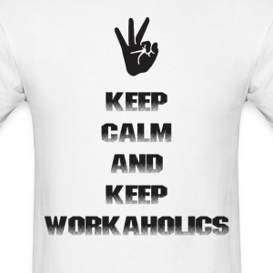 keep_work T-Shirts - Men's T-Shirt