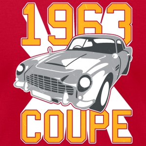 coupe 1963 vintage-look T-Shirts - Men's T-Shirt by American Apparel