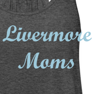 Design ~ Livermore Moms flowing tank top