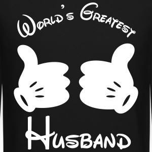 World's Greatest Husband - Crewneck Sweatshirt