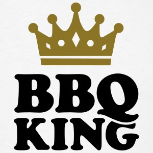 BBQ King T-Shirts - Men's T-Shirt