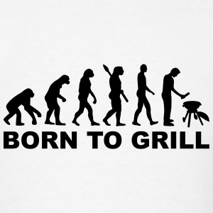 Grill Evolution T-Shirts - Men's T-Shirt