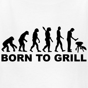 Grill Evolution Kids' Shirts - Kids' T-Shirt