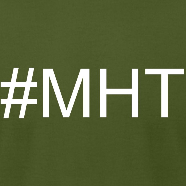 #MHT T-shirt by American Apparel