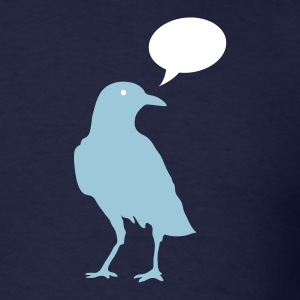 Quoth the Raven T-Shirts - Men's T-Shirt