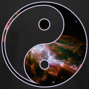 Cosmic Balance T-Shirts - Men's T-Shirt by American Apparel