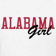 Design ~ Alabama Girl