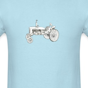 farm tractor  T-Shirts - Men's T-Shirt