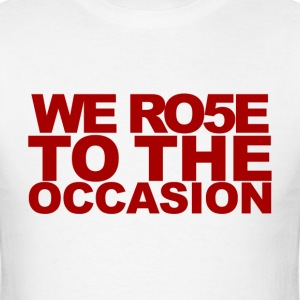Louisville Cardinals We Rose to the Occasion - Men's T-Shirt