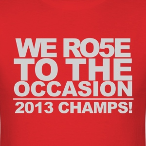 Rose to the Occasion - Louisville T-Shirts - Men's T-Shirt