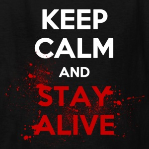 Stay Alive Kids' Shirts - Kids' T-Shirt
