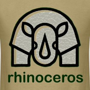 Rhino - Men's T-Shirt