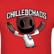 Design ~ ChilledChaos MeatBalls! (Light T-Shirt)
