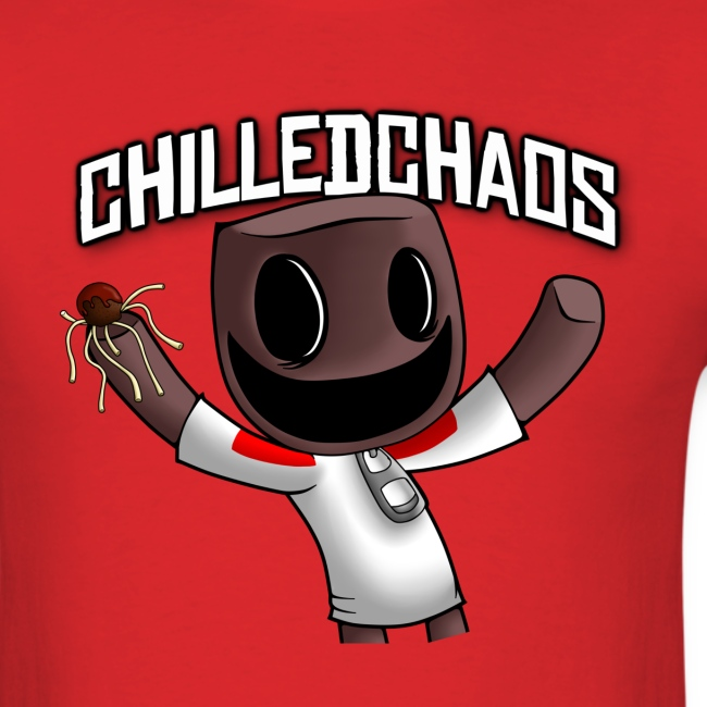 ChilledChaos MeatBalls! (Light T-Shirt)