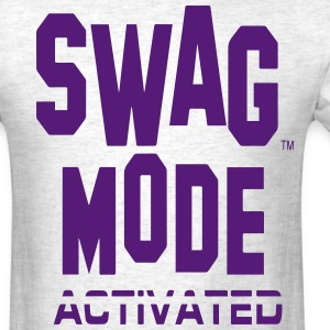 SWAG MODE ACTVATED T-Shirts - Men's T-Shirt