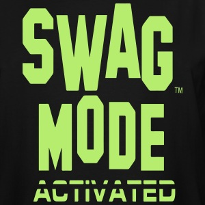 SWAG MODE ACTVATED T-Shirts - Men's Tall T-Shirt