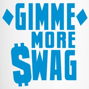 GIMME MORE SWAG with $WAG Bottles & Mugs - Travel Mug